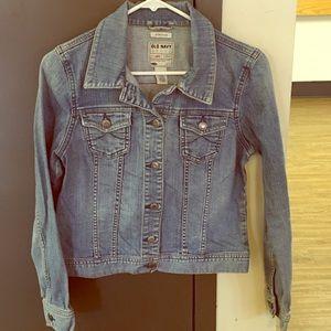 Jean jacket denim